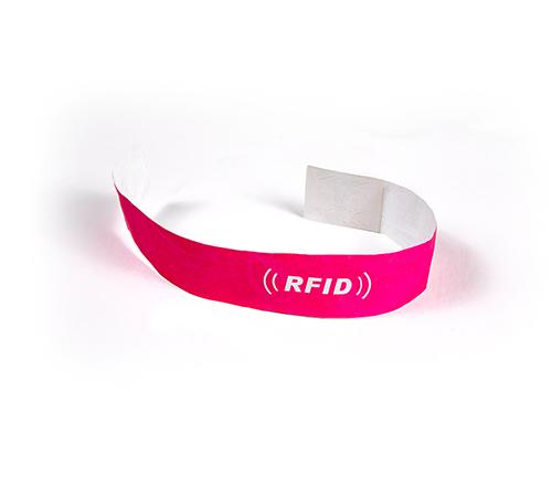 RFID纸腕带